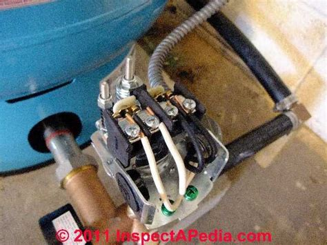 how to install the electrical wires on a well 9013 switch