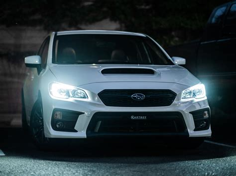 c lights installed the morimoto c lights on my 2018 wrx wrx