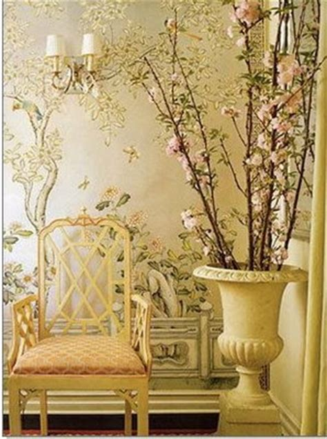 chinoiserie chic chinoiserie wallpaper series de gournay