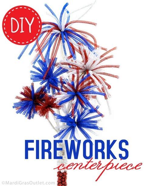 fireworks centerpiece 4th july