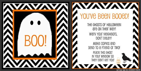 printable boo directions how to quot boo quot your neighbor a free printable uncommon