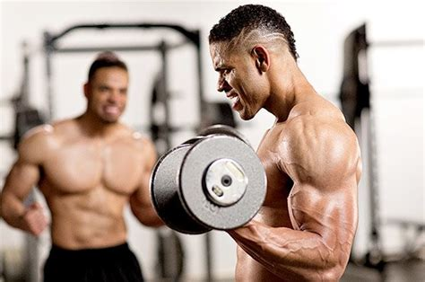bob porzio body builder 2014 make twice the gains with the hodgetwins workout