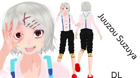 anime girl wallpaper pack zip mmd juuzou suzuya dl by evergreengem on deviantart