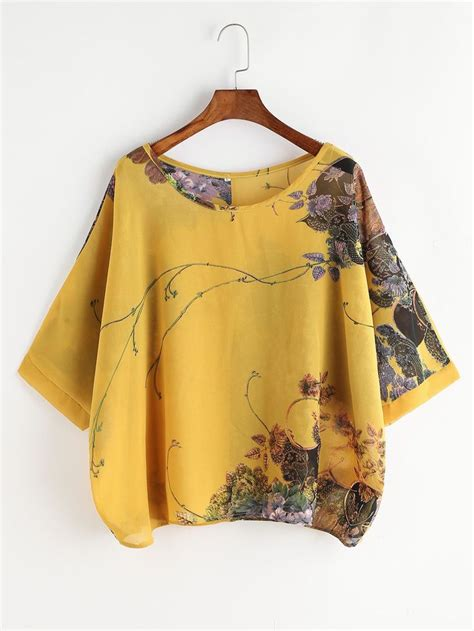 14621 2 Blouse Yelow Flower 1185 best tops and sweaters images on ballet