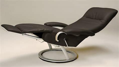 Kiri Recliner Chair by Kiri Leather Adjustable Reclining Chair Zuri Furniture
