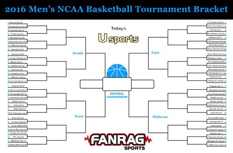 march madness mens teams ncaa march madness bracket 2016 bing images
