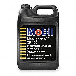 Oli Gearbox Mobil by Mobil Mobilgear 600 Xp 460 Gear 1 Gal 1muc8 103495