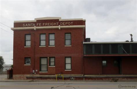 santa fe freight depot brenham tx
