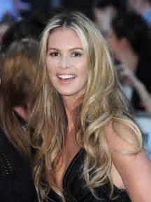 hair age 30 s elle macpherson