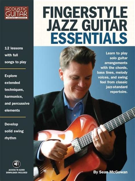dvd tutorial fingerstyle the art of fingerstyle jazz guitar