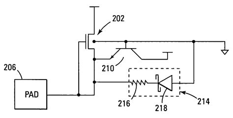 schottky diodes with high series resistance limitations of forward i v methods patent us7075763 methods circuits and applications using a resistor and a schottky diode