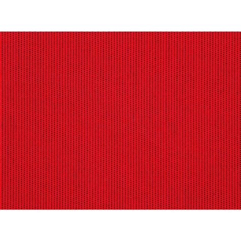 manufacturing sunbrella spectrum crimson fabric by