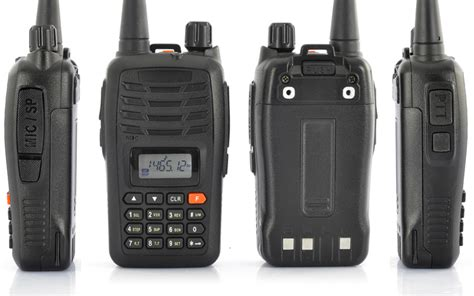 range walkie talkie set with vox function 220v 3 5