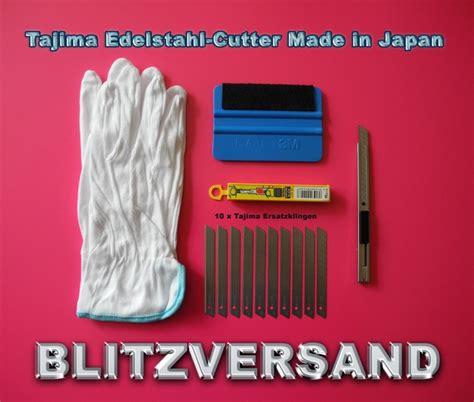 Rakel Kapek 3m Original rakel mit filzkante folien verklebe set wrapping cuttermesser made in japan