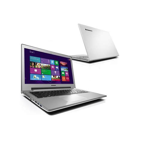 Laptop Lenovo Ideapad Z510 laptop lenovo ideapad z510 59404518 bia蛯y eukasa pl