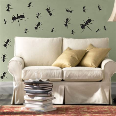 ants in my room ants crawling on the walls wall decal sticker graphic