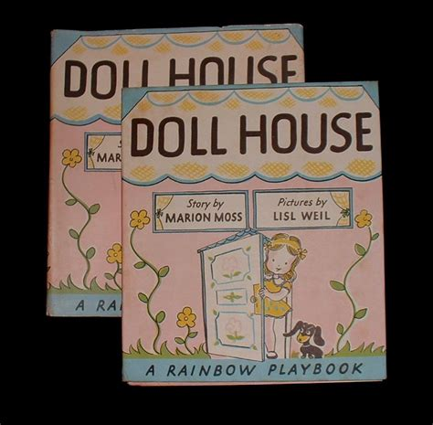 a doll s house author doll house a rainbow playbook a dolls book old