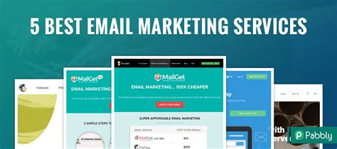 Email Marketing 5 by 5 Email Marketing Services Unlimited Emails At 4 Try Free