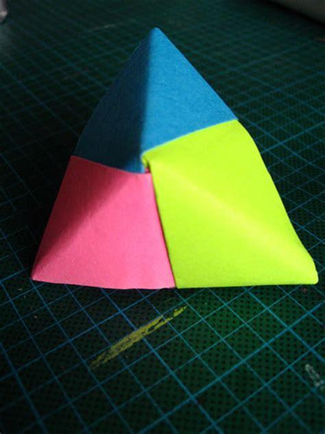 Hexahedron Origami - origami hexahedron