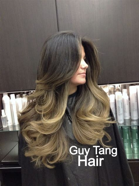 ombrea hair for latinas high contrast ombr 233 by guy tang on latina hair yelp