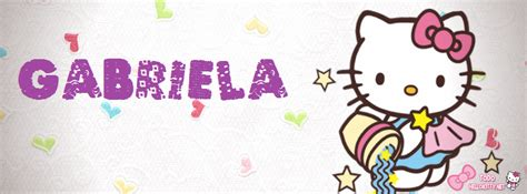 imagenes kitty para facebook portadas de hello kitty con nombre para facebook gabriela