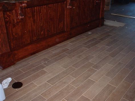 wood and tile floors tile floor that looks like wood as the best decision for