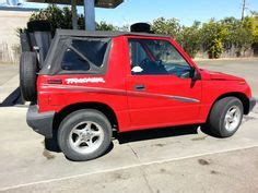 quality hardtop for chevy tracker (1999 2004) | chevrolet