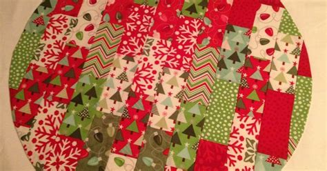 placemats watermelon for summer i have a round table this would quilted table runner my projects pinterest quilt