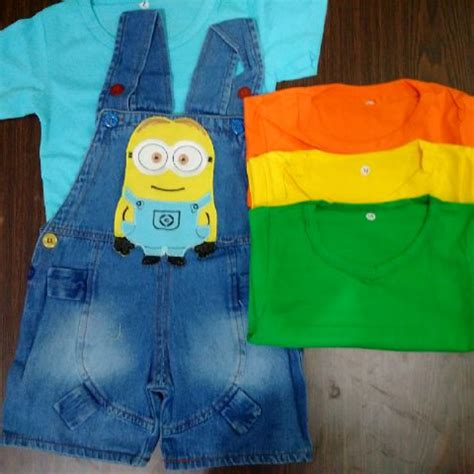 Overall Impor overall minnion import