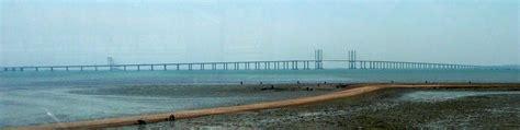 qingdao haiwan bridge qingdao shandong s rather overrated top seaside
