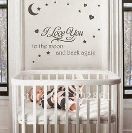 Nursery Wall Decal Quotes Nursery Wall Decals Quotes Quotesgram