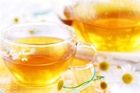 Chamomile Tea During Detox by Detox To Deal With Winter Flu And Bacteria Retreat