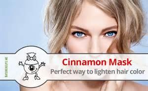 how to lighten hair color cinnamon to lighten hair brown hairs