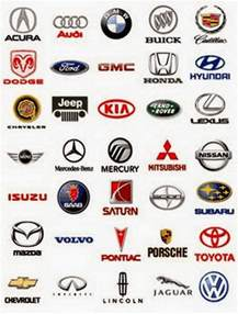 4 altered affectionate of car logo designs that you can use
