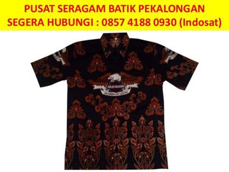 Baju Lengan Panjang Harley Davidson 0857 4188 0930 indosat batik harley jual batik harley jual baju