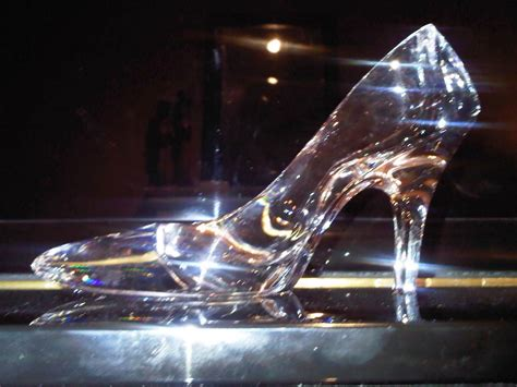 glass slipper all the brides try on the glass slipper then last