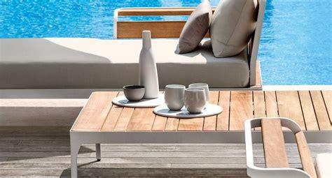 tavolini per giardino tavolini da giardino mirati per un outdoor pratico e chic