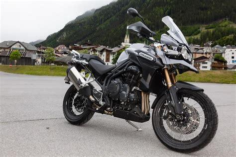 Motorrad Explorer by Triumph Tiger Expl Xc Testbericht