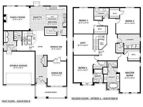 Tamarack Floor Plans tamarack home floor plans idea home and house