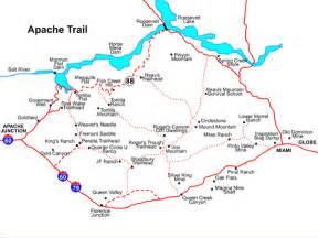arizona fishing map mesa fishing lakes rivers watercraft boating rentals