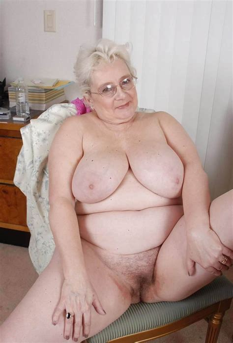 Fat Naked Granny Pictures