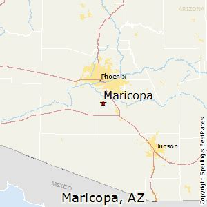 best places to live in maricopa arizona