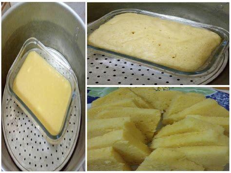 cara membuat cheese cake lumer tanpa oven pecinta kue keju wajib coba hanya dengan 18rb kamu sudah