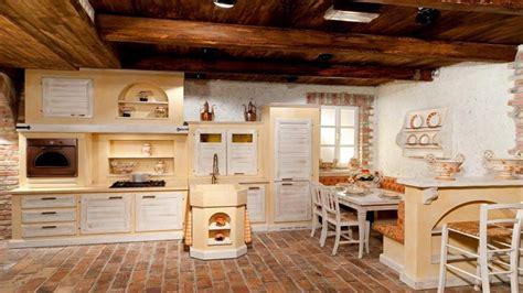 le cucine cucine in muratura rustiche la cucina caratteristiche