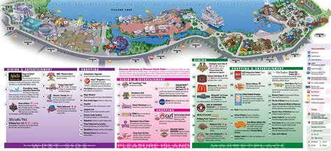 map of downtown disney downtown disney maps 2008 photo 2 of 3