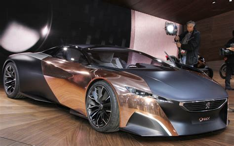 peugeot onyx price peugeot onyx supercar front three quarters photo 35
