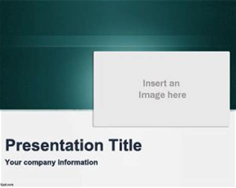 Social Service Powerpoint Template Thesis Powerpoint Template