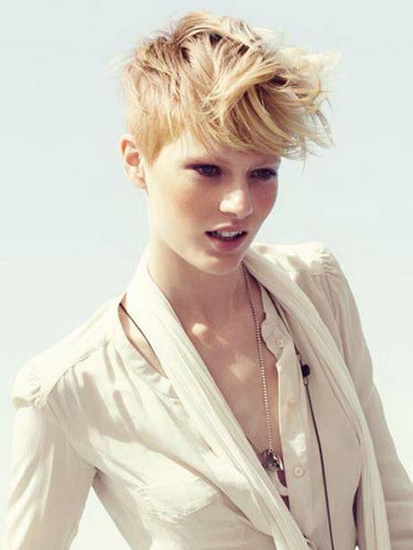 kurzhaarfrisur blond