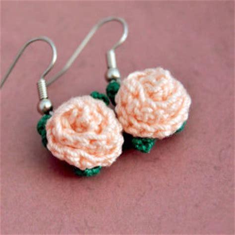 free crochet pattern heart earrings 14 beautiful crochet earring patterns patterns hub