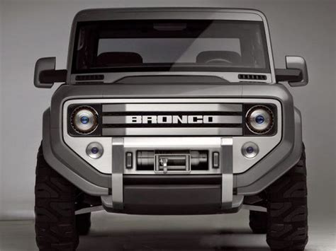 How Much Will A 2020 Ford Bronco Cost by How Much Will The 2020 Ford Bronco Cost Review New